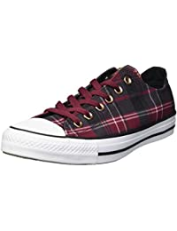 Women's Chuck Taylor All Star Plaid Low Top Sneaker