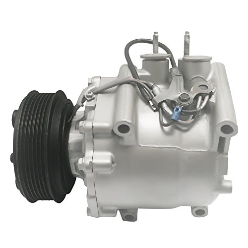 RYC Remanufactured AC Compressor and A/C Clutch GG599