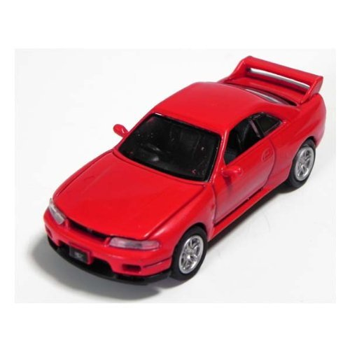 Targa Limited Tucker Gt R The Engine2 Precision Die Cast Model Engine Reproduce 1 64 Skyline Gt R R33  Super Clear Red  Model Minicar