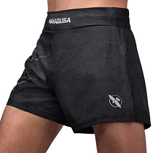 Hayabusa Arrow Kickboxing Shorts - Black, 32