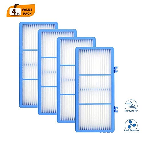 DerBlue 4pcs Replacement HEPA
