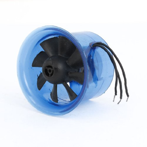 Water & Wood HL3008 1815 13000KV Brushless Motor 30mm Ducted Fan EDF Power (30 Mm Ducted Fan)