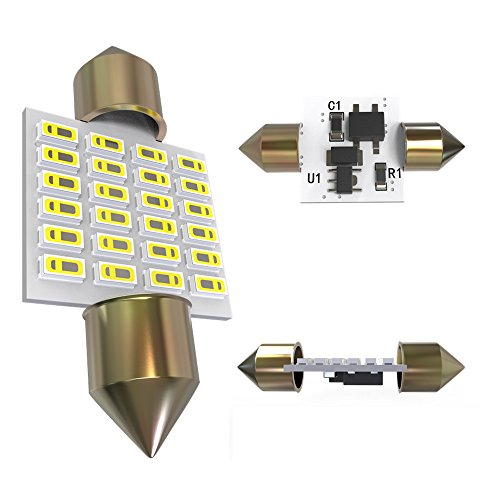 LUYED-2-X-300-Lumens-Super-Bright-3014-24-EX-Chipsets-125-inches-DE3175-DE3021-DE3022-3175-LED-Bulbs-Used-For-Dome-lightXenon-White