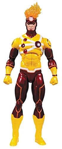 DC Collectibles DC Comics Icons: Firestorm: Justice League Action Figure (Batman Icon)