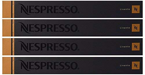 "Nespresso OriginalLine: Livanto, 20 Count - ""NOT compatible with VertuoLine"""
