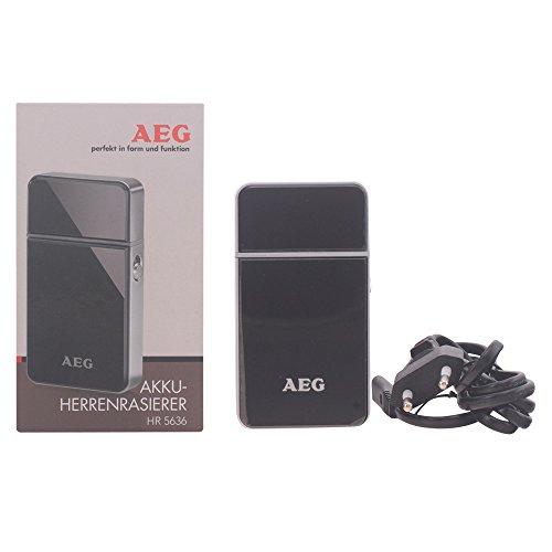 AEG HR 5636 Akku-Herrenrasierer, schwarz