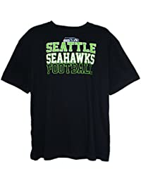 Seattle Seahawks Adult Size X-Large Sleepwear T-Shirt Team Colors