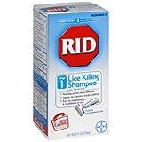 RID LICE KILLING SHAMPOO 59MED L