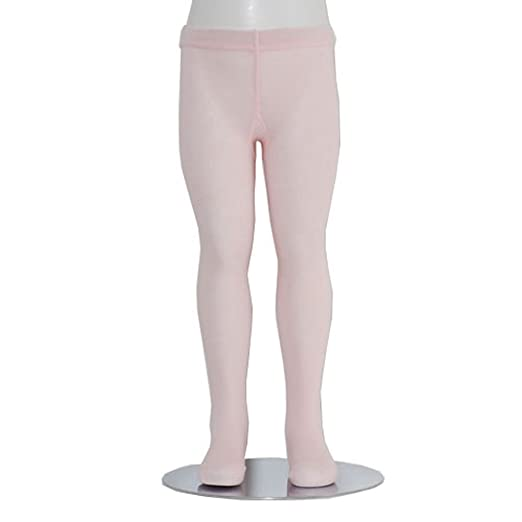 Amazon.com: Pink Piccolo Heavyweight Opaque Baby Girl Tights 0-24M ...