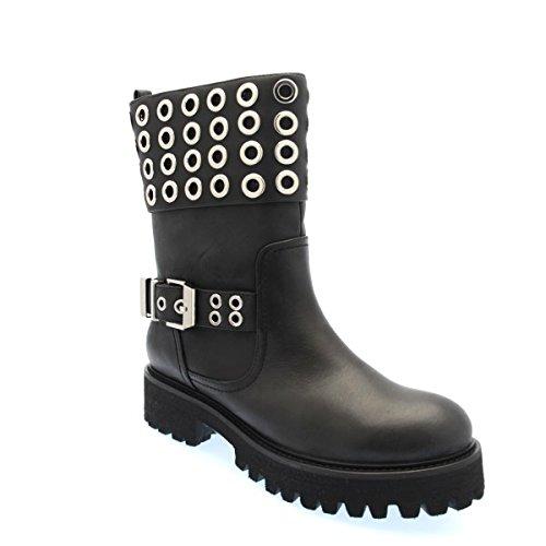 Scervino Street , Chaussures bateau pour femme Noir noir One Size