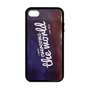 Bible Verse In Sky Case new for iPhone 5 5s case
