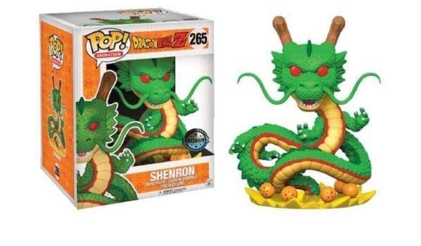 Figura Dragon Ball Z Dragón Shenron 15 cm Funko Pop ...