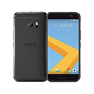 HTC 10 M10h 64GB ROM 4GB RAM 5.2-Inch 12MP Factory Unlocked International Stock No Warranty (CARBON GRAY)