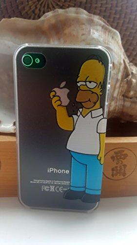 Coque Arrière en TPU Transparent (iPhone 6S manger hommes)
