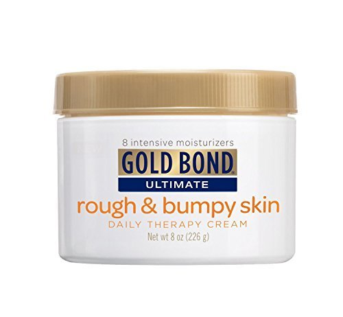Gold Bond Ultimate Rough & Bumpy Skin Daily Therapy Cream 8 Oz (Pack of 3) by N/A