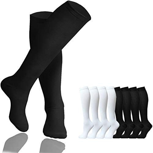 Jurgen K Sport Compression Socks for Women & Men-Best Compression Stockings for Pregnancy/Nurse by Jurgen K
