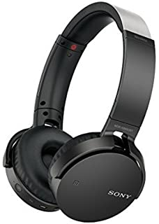 Amazon.com  Sony MDRXB950BT B Extra Bass Bluetooth Headphones (Black ... 5e2edc81d0