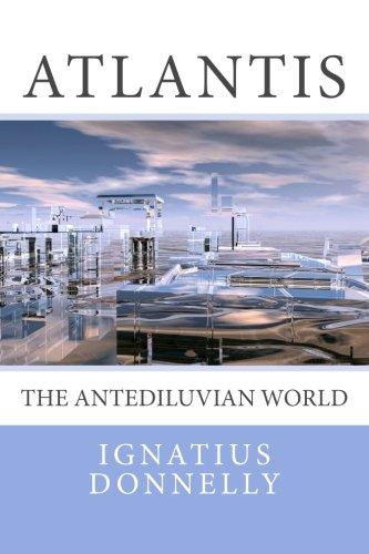 Atlantis: The Antediluvian World pdf epub