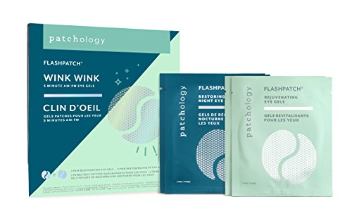 Patchology Wink Wink Day & Night Eye Gels 4 Piece Kit