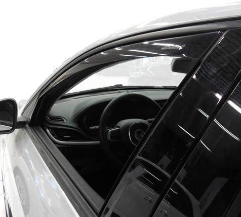 Farad Mini Deflectors 43AU00173 deflettori dAria Anteriori per Auto e furgoni