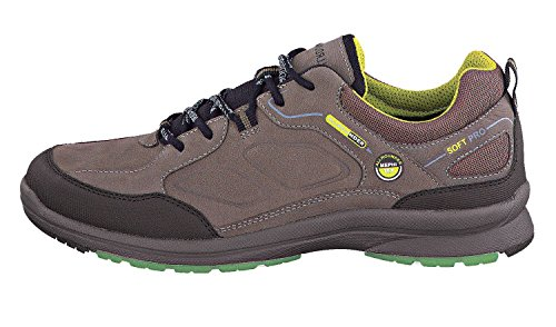 Allrounder Womens Dascha TEX Sport Shoes Black Rubber/Fog G Nubuck xoNMt