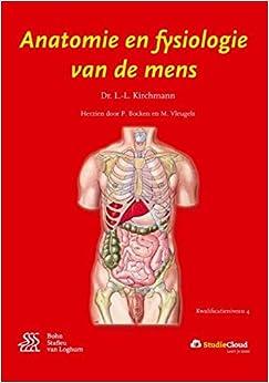 Anatomie en fysiologie van de mens, kwalificatieniveau 4