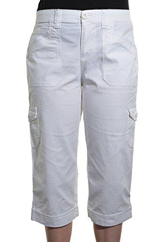 Gloria Vanderbilt Dawn Cargo Capri Pants