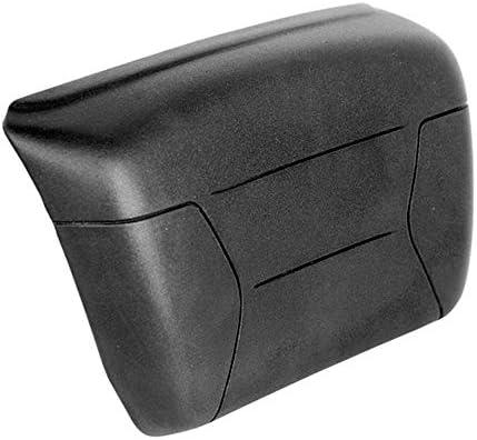 Monolock valise noir Dosseret passager pour E470 Simply 3