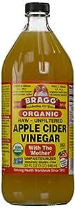 Bragg Organic Apple Cider Vinegar, Raw, 32 oz