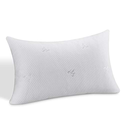 Cooling Bed Pillows for Sleeping Shredded Memory Foam Pillow King