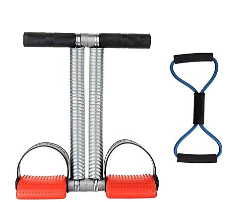 Tummy Trimmer with Resistance Tube