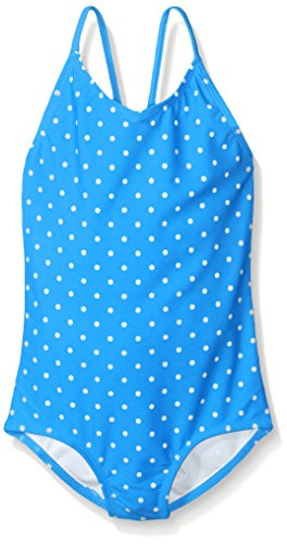 Kanu Surf Toddler Girls Chloe One Piece Swimsuit,Royal,2T