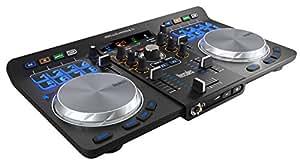DJ Hercules Hercules Universal DJ - Consola para DJ  [mezclas desde todos tus dispositivos, Android, iOS, PC y Mac]