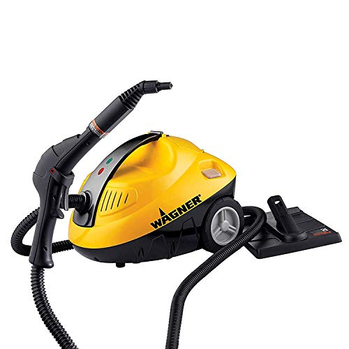 Wagner Spraytech Multipurpose Wallpaper Removal Wagner 0282014 915 On-demand Steam Cleaner, 120 Volts, Yellow