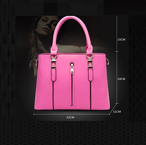2018新しい韓国のファッションハンドバッグシンプルなバッグポータブルショルダーバッグ大容量さんバッグ