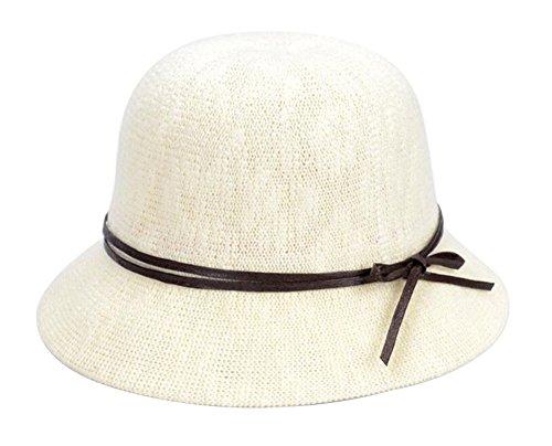 - DRAGON SONIC Women's Bowler Hat Derby Hats Vintage Cloche Hats