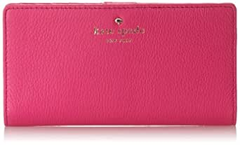 Kate Spade New York Cobble Hill Lacey Wallet,Rio Pink,One Size