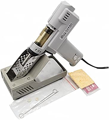 Huanyu - Pistola desoldadora eléctrica de 350~450 °C, bomba de ...