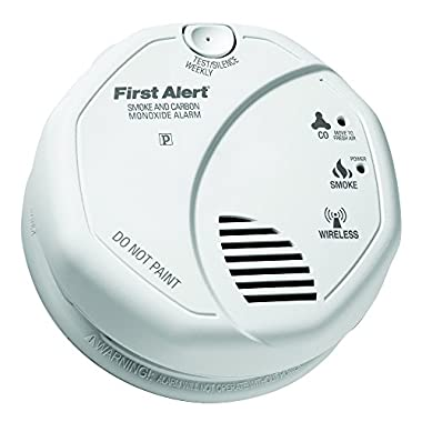 First Alert 2-in-1 Z-Wave Smoke & Carbon Monoxide Alarm, Cert ID: ZC08-13060006