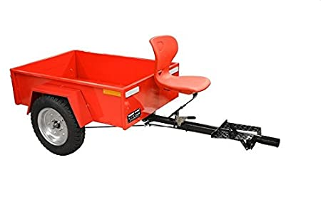 HECHT 7100 Juego completo de dos rueda Tractor con remolque Arados hierro ruedas Rotovator: Amazon.es: Bricolaje y herramientas