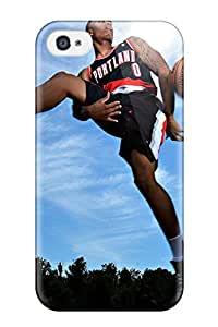 tiffany moreno's Shop New Style portland trail blazers nba basketball (16) NBA Sports & Colleges colorful iPhone 4/4s cases
