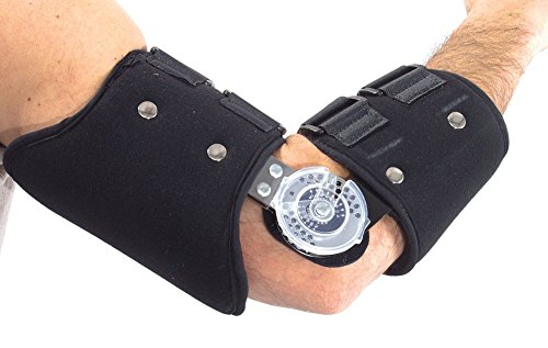 FREEDOM ROM Elbow Brace, Left, Med./Large by Freedom