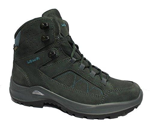 pour gris femme Lowa bleu Chaussures de randonnée qwSOXtxTv