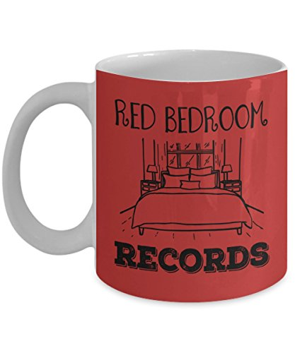 Red bedroom records One Tree Hill Coffee Mug, Funny, Cup, Tea, Gift For Christmas, Father's day, Mother's day, Grandpa, Papa, Dad, Grandfather, Xmas