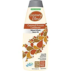 SynergyLabs Groomer's Blend Oatmeal Protein Conditioner; 18.4 fl. oz.