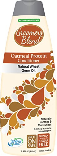 SynergyLabs Groomer's Blend Oatmeal Protein Conditioner; 1
