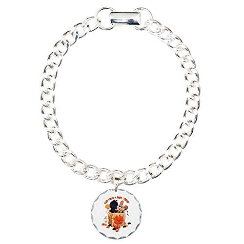 Royal Lion Charm Bracelet Halloween Kitten Candy