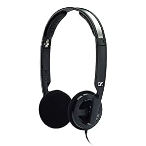Sennheiser PX 100-II On Ear Miniheadphone (Black)