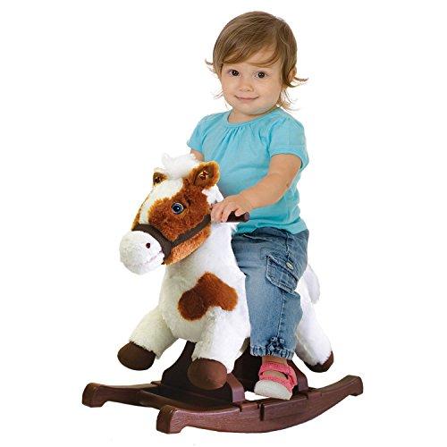 Rockin' Rider Painted Rocking Pony