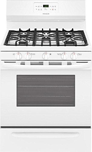 gas cooktop 30 white - 7